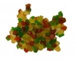 Cubes de végétaux confits tricolores 1kg