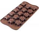 Plaque à Chocolat Etoiles EASYCHOC